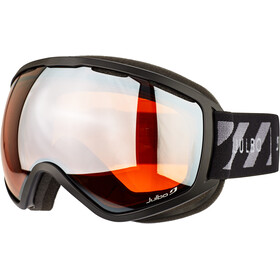 Julbo Atlas Lunettes de protection, black/orange/silver flash
